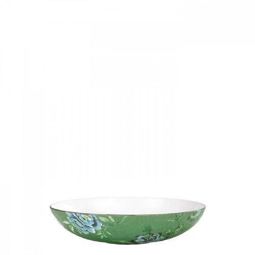 Jasper Conran Chinoiserie Green Cereal Bowl 18cm